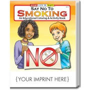 Say No to Smoking Coloring & Activity Book