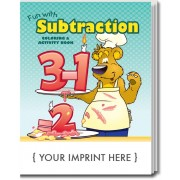 Fun With Subtraction Coloring & Activity Book
