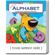 Fun With The Alphabet Coloring & Activity Book