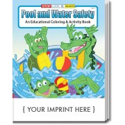 Ocean Safety Awareness Coloring & Activity Book