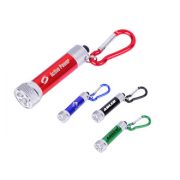 5 LED KEYLIGHT WITH CARABINER