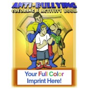 Anti-Bullying Coloring Book