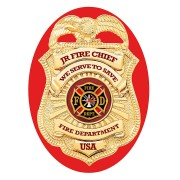 Fire Chief Hats