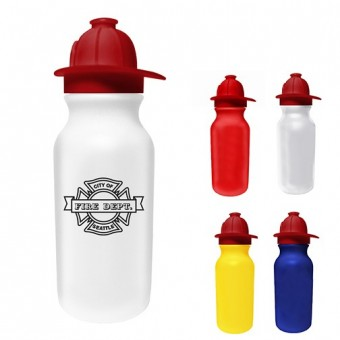 FIREMAN CYCLE BOTTLE