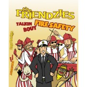 "The Friendzies ""Talkin bout Fire Safety"" DVD"