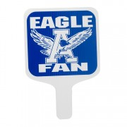 CORRUGATED HAND FAN
