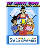 My Credit Union Coloring Book