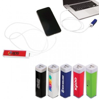 Power Bank Color