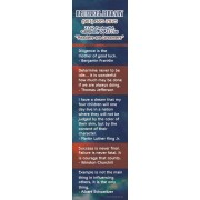 Full Color Custom Bookmarks