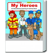 My Heroes Coloring & Activity Book