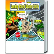 Learning Natural Disaster Safety Coloring & Activity Book