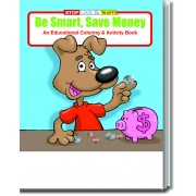Be Smart, Save Money Coloring & Activity Book