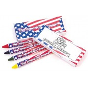 Crayons Stars & Stripes