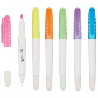 White Erasable Highlighters