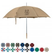 Golf Umbrellas with Wooden Handles