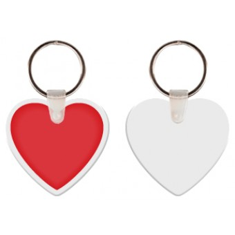 Keytags Soft Vinyl 2 Side Imprint