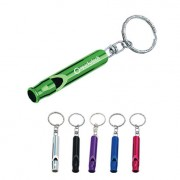 Whistle Key Ring