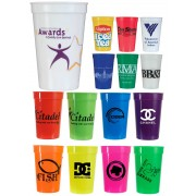 Stadium Cups Smooth 17oz