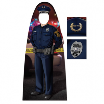 Officer Photo Prop